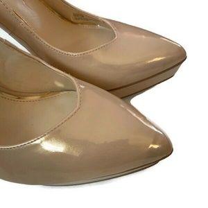 Jessica Simpson Shoes - JESSICA  SIMPSON  Cambredge Faux Patent Leather Pu